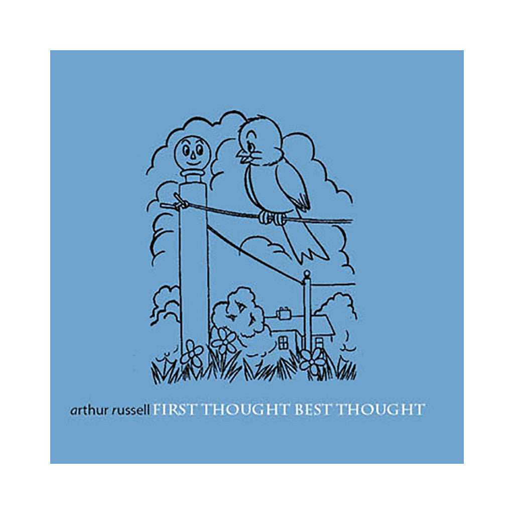 <!--120060404004705-->Arthur Russell - 'First Thought Best Thought' [CD [2CD]]