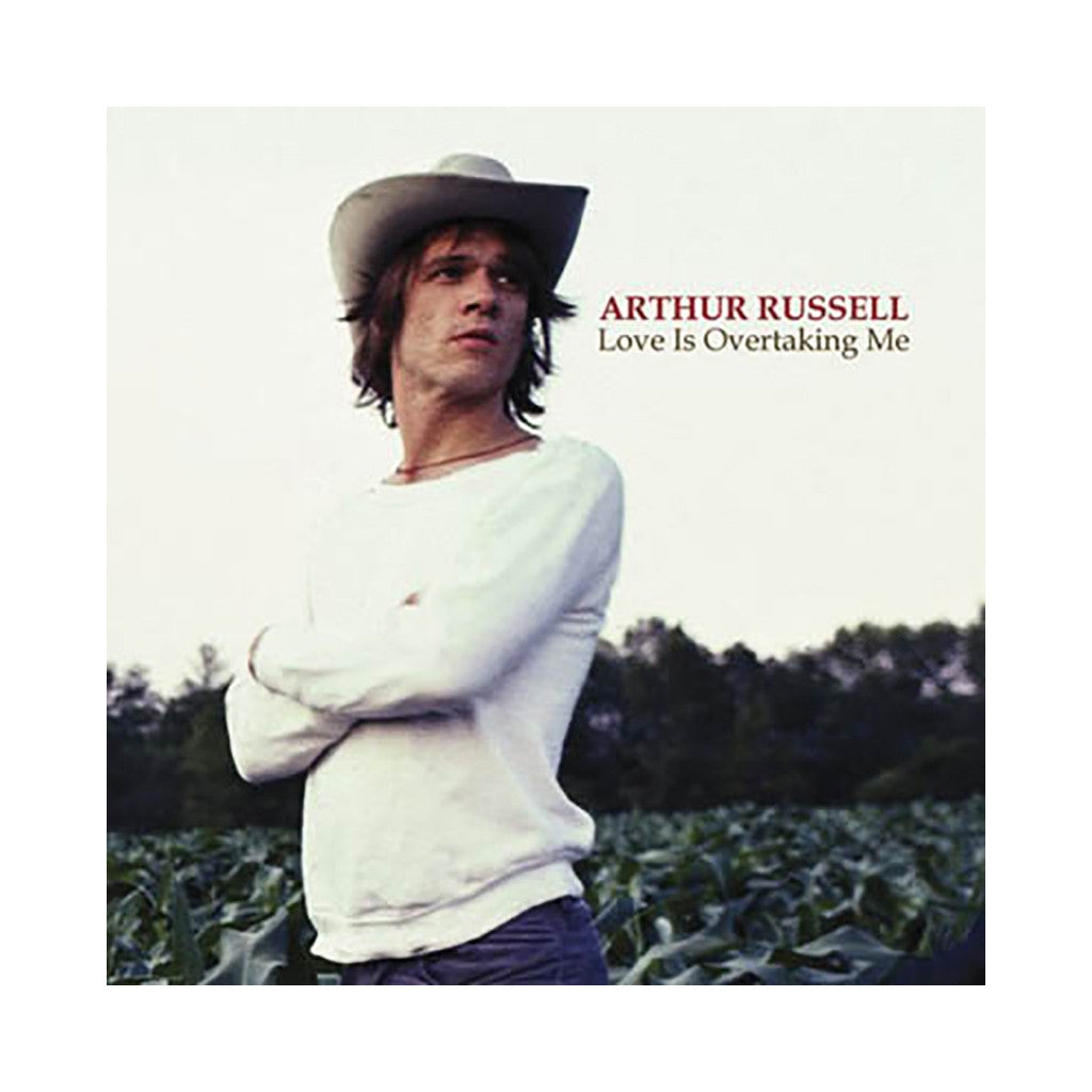 Arthur Russell - 'Love Is Overtaking Me' [CD]