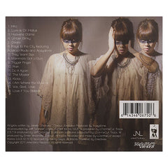 <!--020110628037747-->JNatural - 'Love Is On Hiatus' [CD]