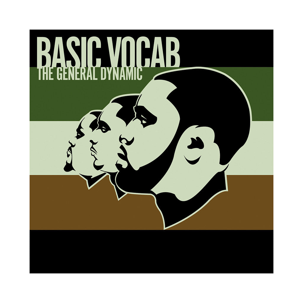 <!--120060523007173-->Basic Vocab - 'The General Dynamic' [CD]