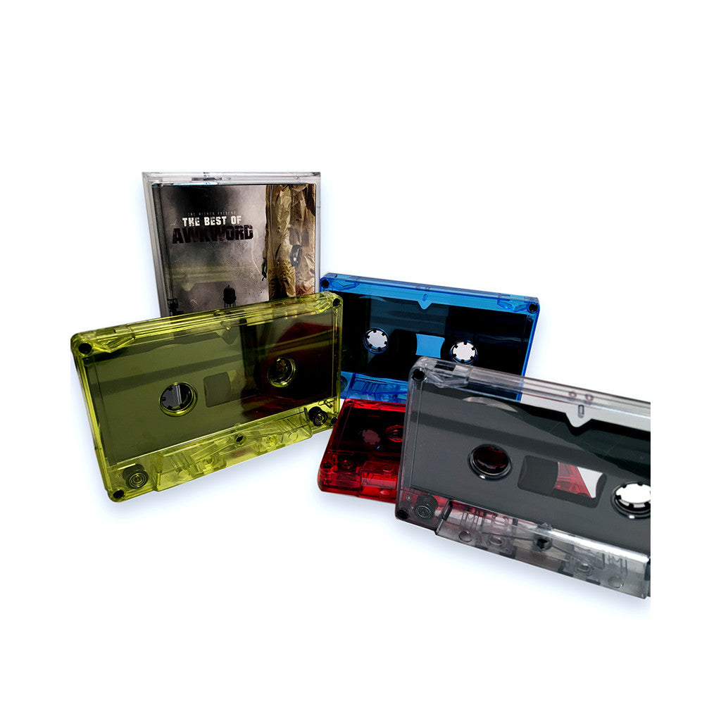 AWKWORD - 'The Hitmen Present: The Best Of AWKWORD' [(Mystery) Cassette Tape]