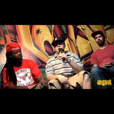Agari Crew - 'Interview & Performance Pt. 2 (At The UGHH.com Retail Store - Boston, MA - 7/24/10)' [Video]