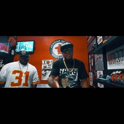 Apollo Brown & Skyzoo - 'Jordans & A Gold Chain' [Video]