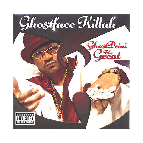 Ghostface Killah - 'Ghostdeini The Great (Greatest Hits)' [CD]