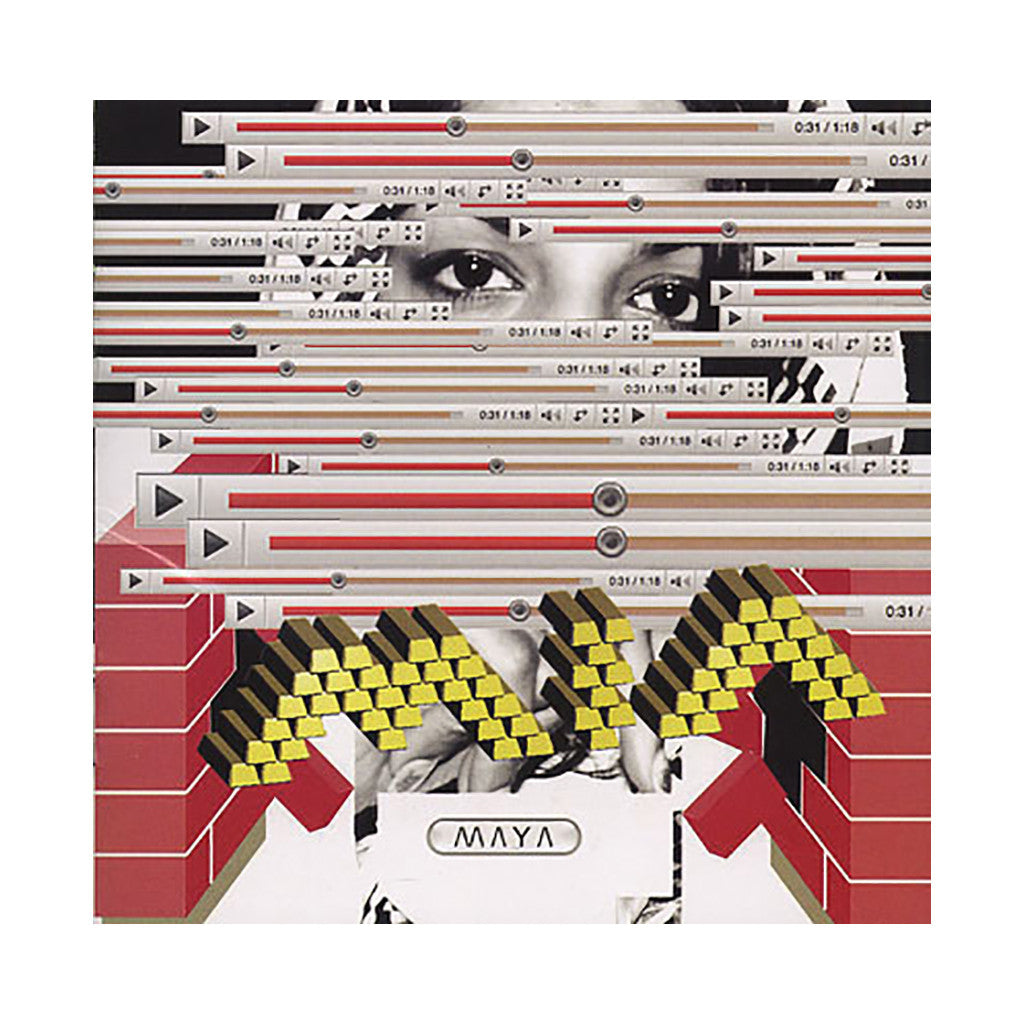 <!--120100706022339-->M.I.A. - 'MAYA (Deluxe Edition)' [CD]