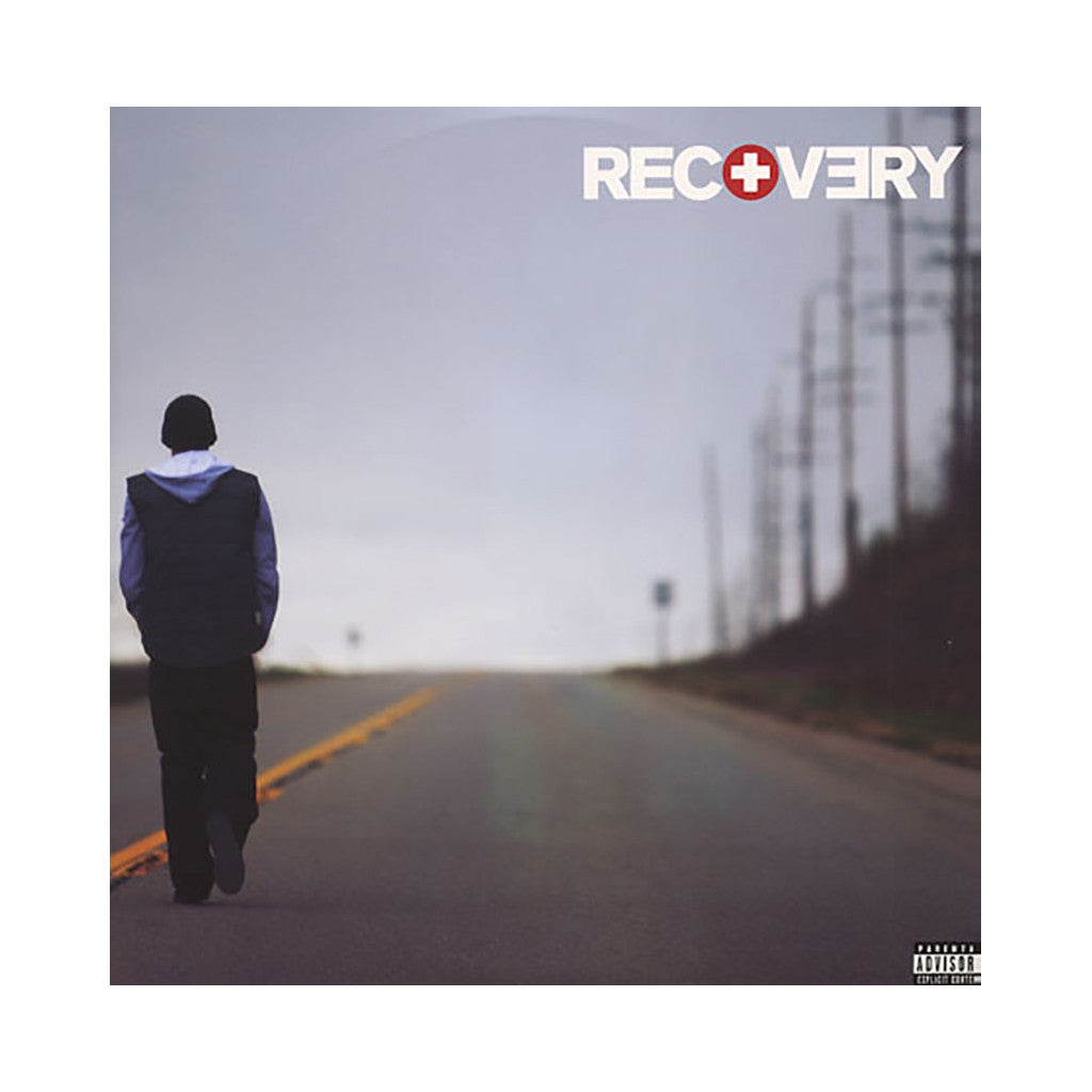 Eminem Recovery Vinyl Lp Buy Producers Cover Art