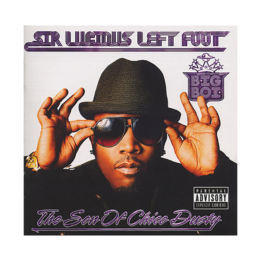 <!--2010070638-->Big Boi - 'Sir Luscious Left Foot: The Son Of Chico Dusty' [CD]