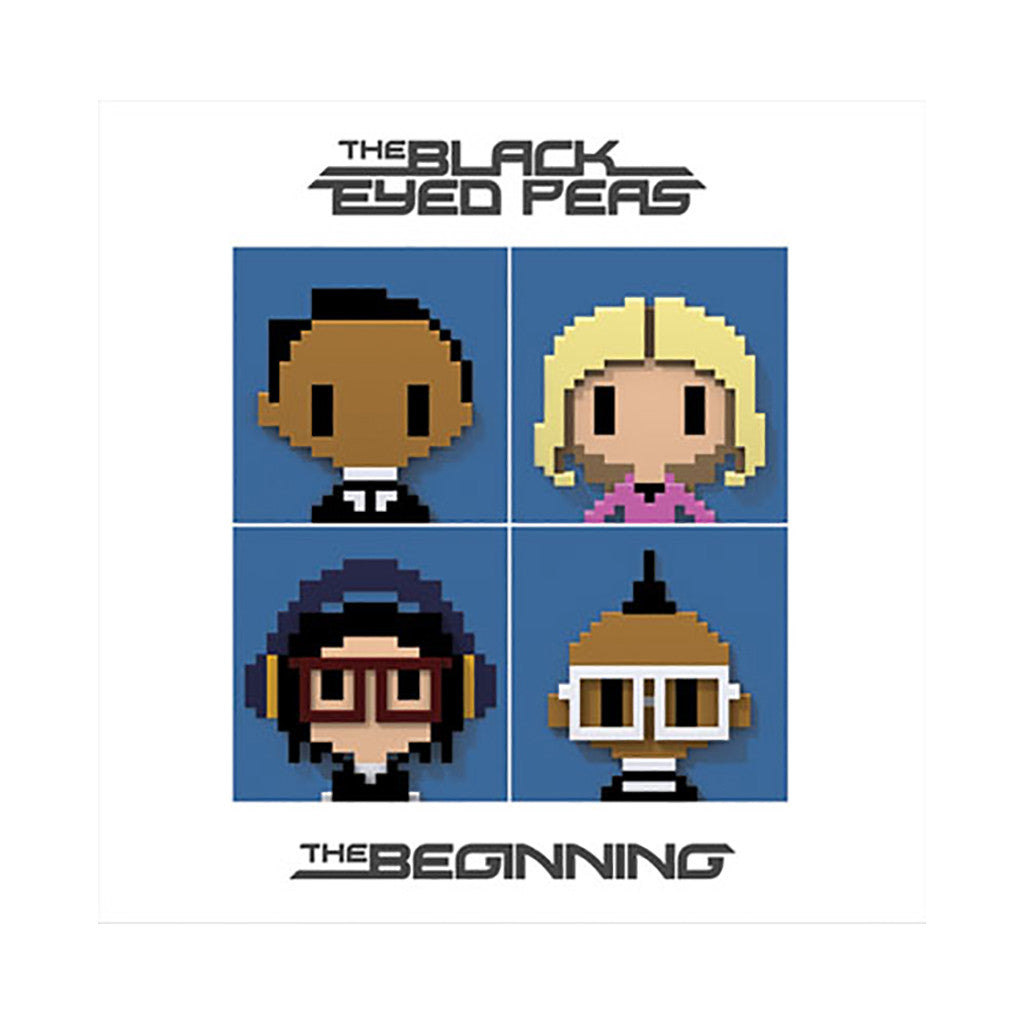 The Black Eyed Peas - 'The Beginning' [CD]