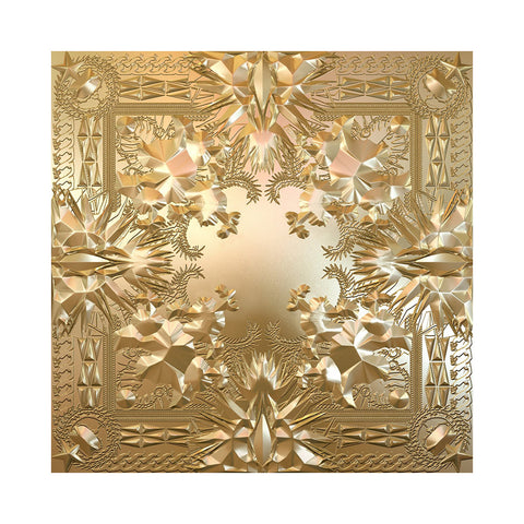 Jay-Z & Kanye West - 'Watch The Throne' [CD]