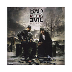 <!--020110726033525-->Bad Meets Evil - 'Hell: The Sequel' [(Black) Vinyl EP]