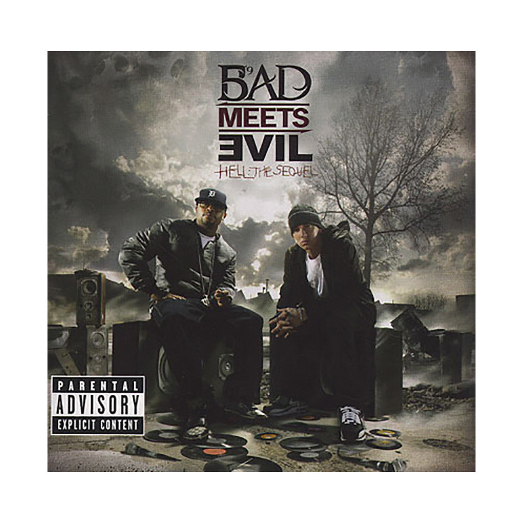 <!--120110614031935-->Bad Meets Evil - 'Hell: The Sequel' [CD]