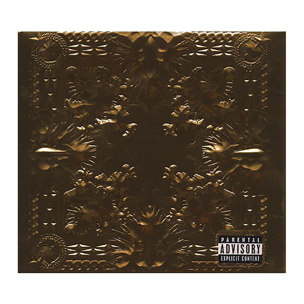 <!--120110823033295-->Jay-Z & Kanye West - 'Watch The Throne (Deluxe Edition)' [CD]