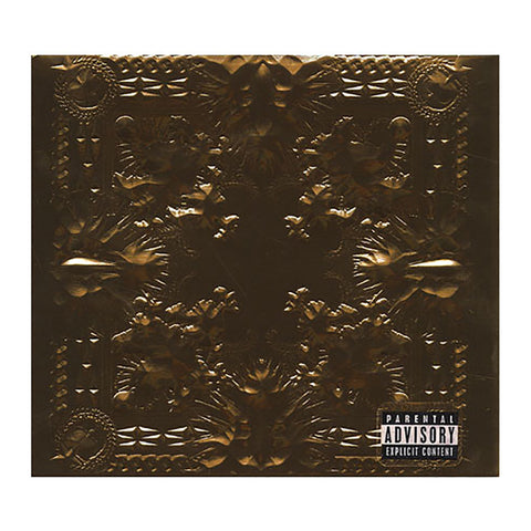Jay-Z & Kanye West - 'Watch The Throne (Deluxe Edition)' [CD]