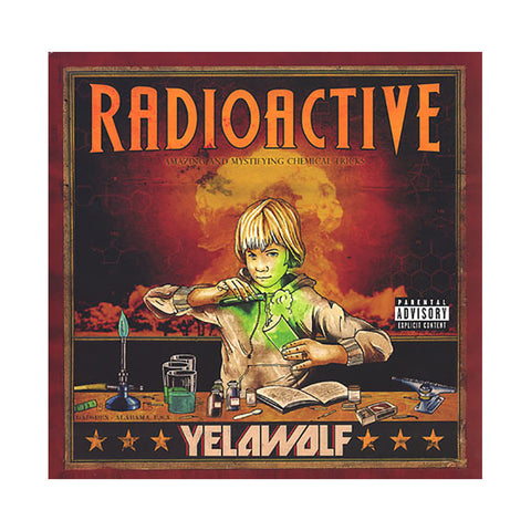 Yelawolf - 'Radioactive' [(Orange) Vinyl [2LP]]