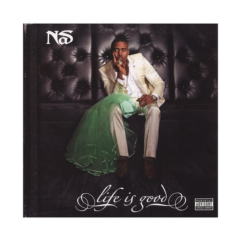 Nas - 'Life Is Good' [CD]