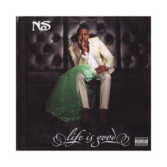 <!--120120717045991-->Nas - 'Life Is Good' [CD]