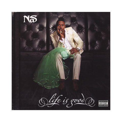 Nas - 'Life Is Good' [(Black) Vinyl [2LP]]