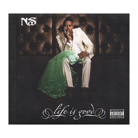 Nas - 'Life Is Good (Deluxe Edition)' [CD]