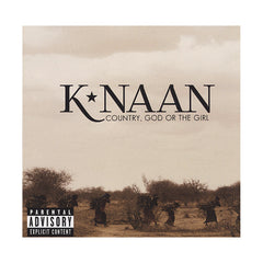 <!--020121016049116-->K'Naan - 'Country, God Or The Girl' [CD]