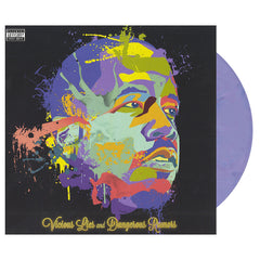 Big Boi - 'Vicious Lies & Dangerous Rumors' [(Light Purple Marble) Vinyl [2LP]]