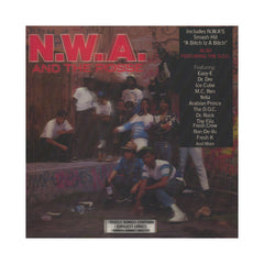 N.W.A. - 'N.W.A. And The Posse' [(Black) Vinyl LP]