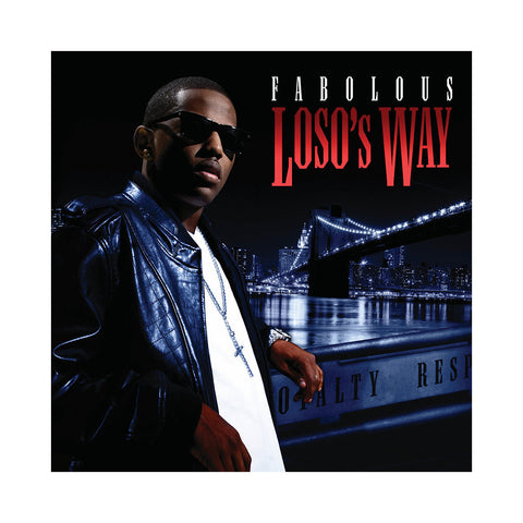 Fabolous - 'Loso's Way' [(Black) Vinyl [2LP]]