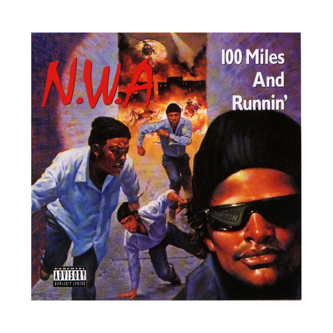 "[""N.W.A. - '100 Miles And Runnin'' [CD]""]"