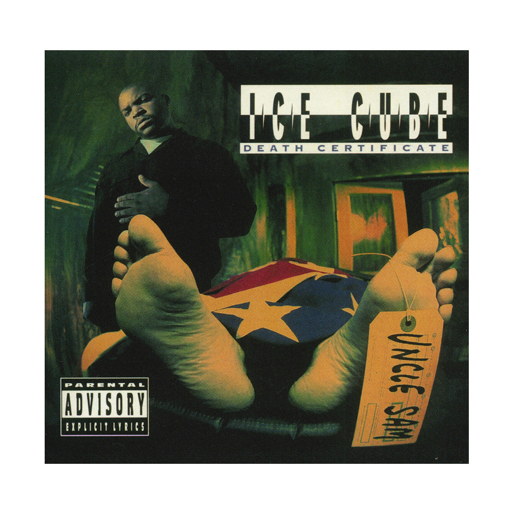<!--2015072549-->Ice Cube - 'Givin' Up The Nappy Dug Out' [Streaming Audio]