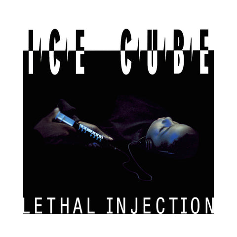 "[""Ice Cube - 'Lethal Injection (Re-Issue)' [CD]""]"