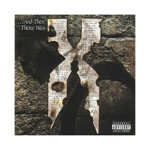 DMX - 'And Then There Was X' [(Black) Vinyl [2LP]]