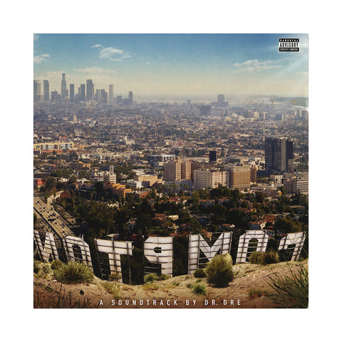 Dr. Dre - 'Compton (A Soundtrack By Dr. Dre)' [(Black) Vinyl [2LP]]