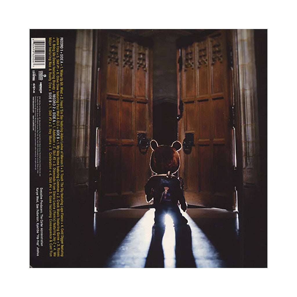 <!--120050906013169-->Kanye West - 'Late Registration' [(Black) Vinyl [2LP]]