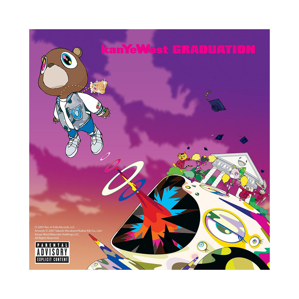 <!--020070911010438-->Kanye West - 'Graduation' [(Black) Vinyl [2LP]]