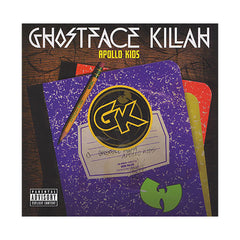 <!--120101221025346-->Ghostface Killah - 'Apollo Kids' [CD]