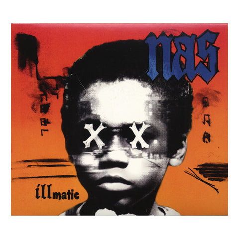 Nas - 'Illmatic XX (Anniversary Edition)' [CD [2CD]]