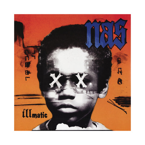 Nas - 'Illmatic XX (Anniversary Edition)' [(Black) Vinyl LP]