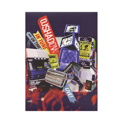 <!--019000101005380-->DJ Shadow - 'In Tune And On Time (Live!)' [DVD]
