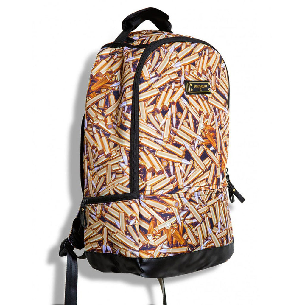 <!--020130730058481-->Sprayground - 'King's Arsenal' [(Multi-Color) Backpack]