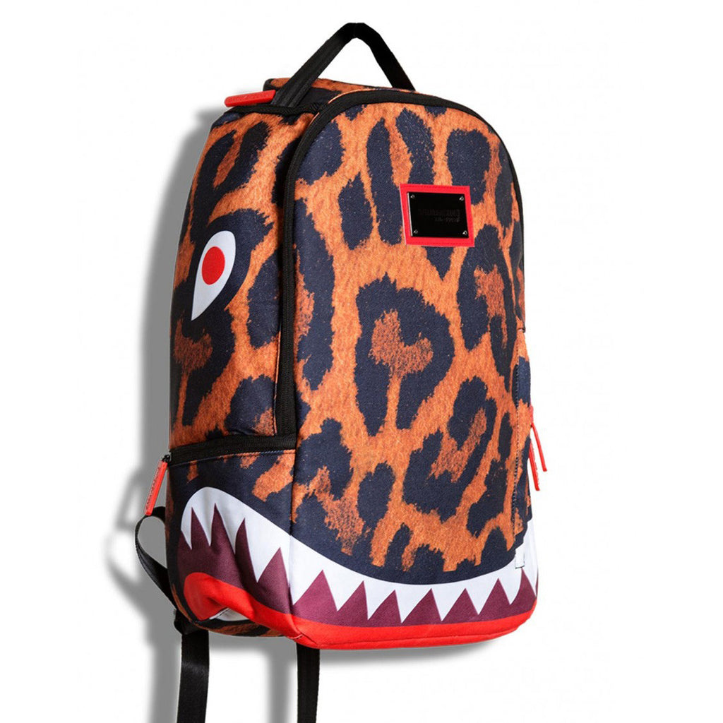 <!--020130730058482-->Sprayground - 'Jaguar Shark' [(Multi-Color) Backpack]