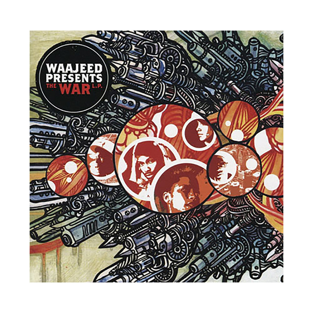 <!--020070710009497-->Waajeed - 'The War L.P.' [CD [2CD]]