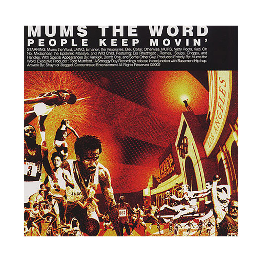 <!--2002071209-->Mums The Word - 'What's The Word' [Streaming Audio]