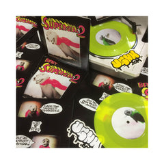 "Skratchy Seal - 'Baby Super Seal 2' [(Glow-In-The-Dark Bubblegum Pink) 7"" Vinyl Single]"