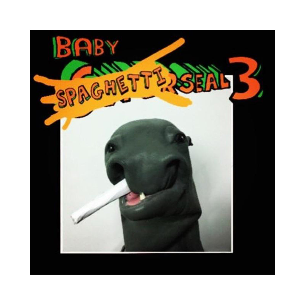 "Skratchy Seal - 'Baby Super Seal 3' [(Opaque Flesh Tone) 7"" Vinyl Single]"
