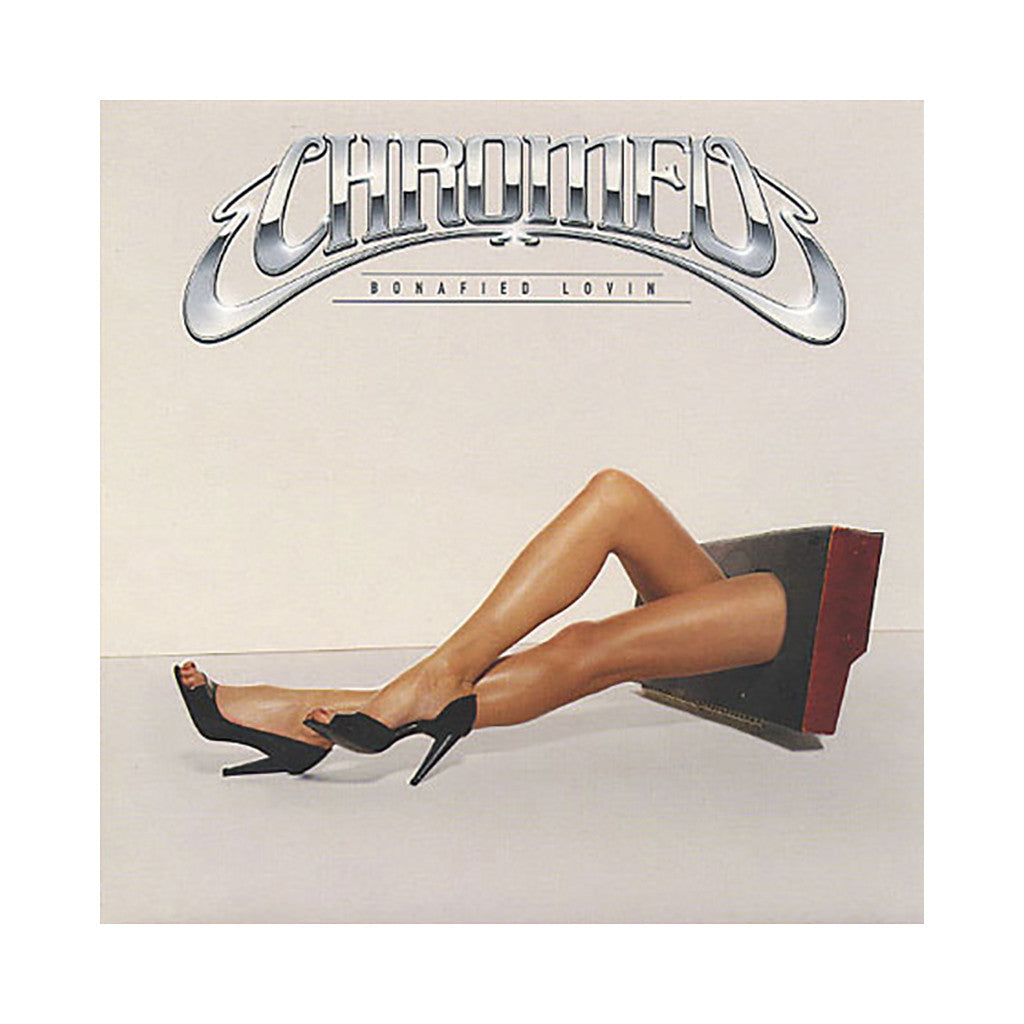 "Chromeo - 'Bonafied Lovin/ You're So Gangsta' [(Black) 7"" Vinyl Single]"