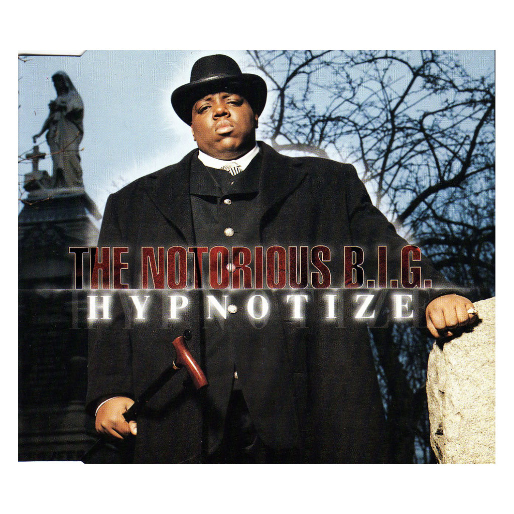 "The Notorious B.I.G. - 'Hypnotize' [(Black + Orange) 12"" Vinyl Single]"