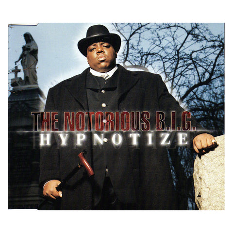 "[""The Notorious B.I.G. - 'Hypnotize' [(Black + Orange) 12\"" Vinyl Single]""]"
