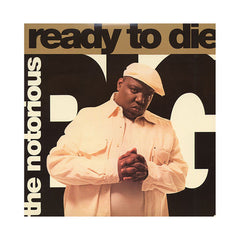 <!--019940913011480-->The Notorious B.I.G. - 'Ready To Die' [(Black) Vinyl [2LP]]