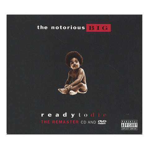 "[""The Notorious B.I.G. - 'Ready To Die' [CD]""]"