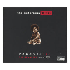 <!--120040713000756-->The Notorious B.I.G. - 'Ready To Die' [CD]