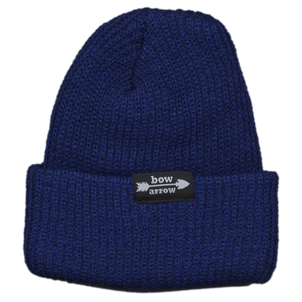 <!--020121113051902-->Bow+Arrow - 'Mr. Beanie' [(Blue) Winter Beanie Hat]